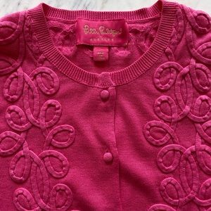 Lilly Pulitzer Cotton Cardigan - S